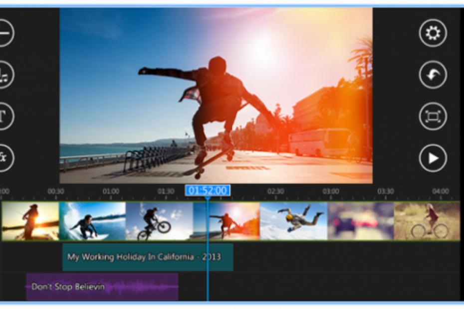 Aplicaciones para unir videos en android
