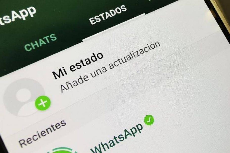 Aplicaciones de estados para WhatsApp
